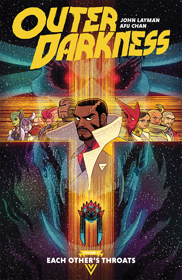 Outer Darkness Volume 1 TP