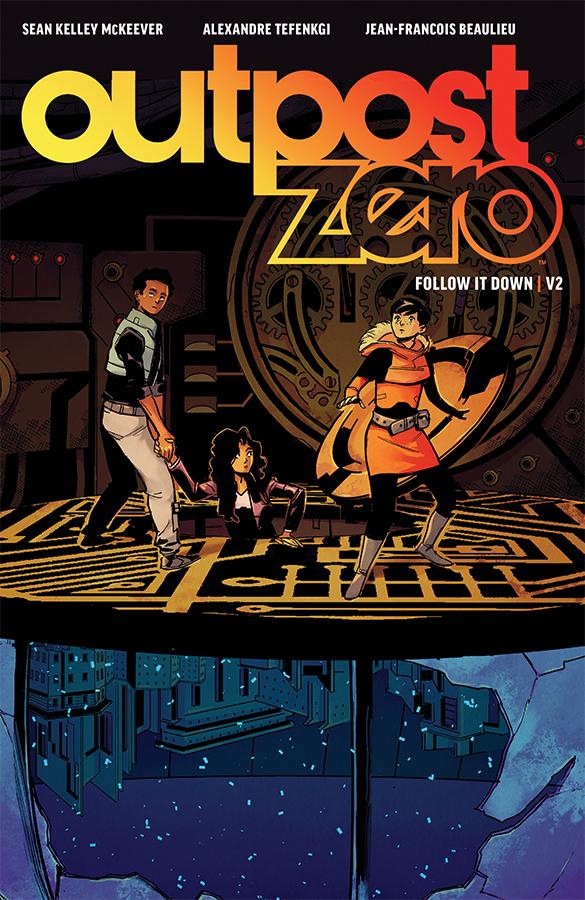 Outpost Zero: Volume 2 TP