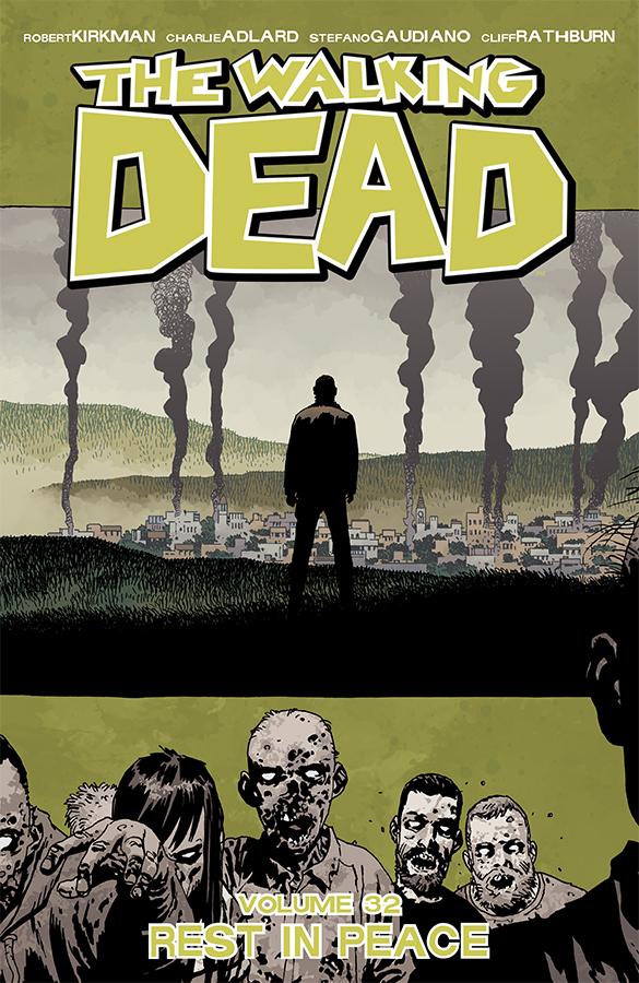 The Walking Dead: Volume 32 TP (MR)