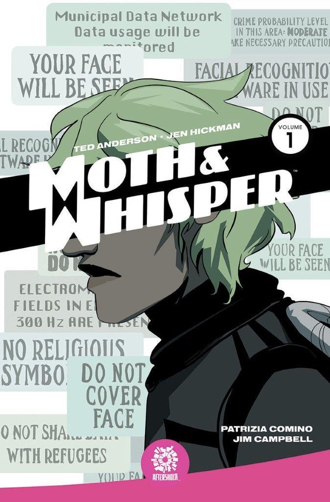 Moth and Whisper: Volume 1