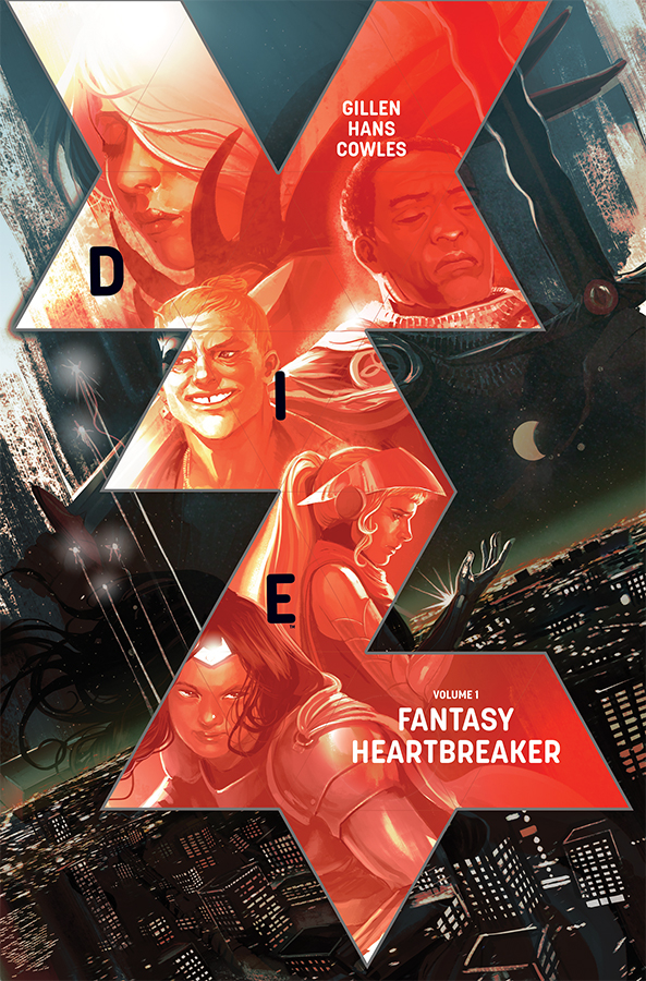 Die Volume 1: Fantasy Heartbreaker TP (MR)