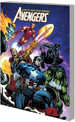 Avengers Volume 2: World Tour TP