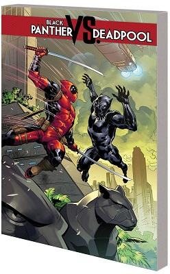 Black Panther vs Deadpool TP