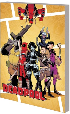 Deadpool Classic: Volume 23: Mercs for Money TP