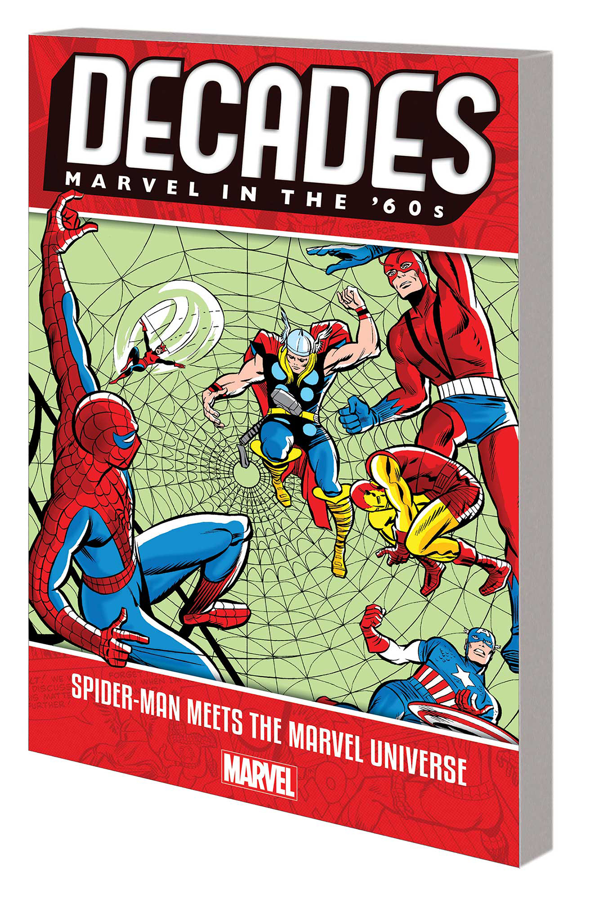Decades: Marvel in the 60's: Spider-Man Meets the Marvel Universe TP