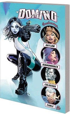 Domino Volume 2: Soldier of Fortune TP