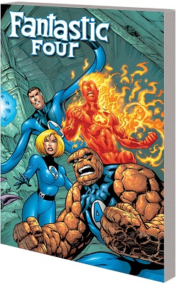 Fantastic Four: Complete Collection Volume 1: Heroes Return TP