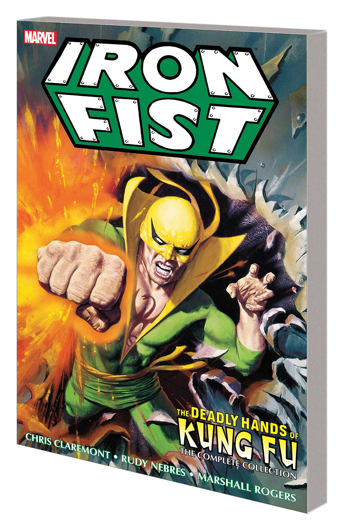Iron Fist Complete Collection: Deadly Hands of Kung Fu