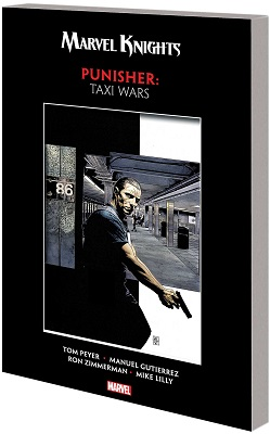 Marvel Knights: Punisher: Taxi Wars TP