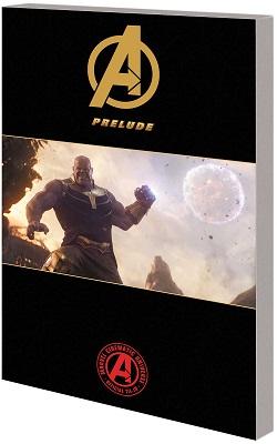 Marvels Avengers: Endgame Prelude TP