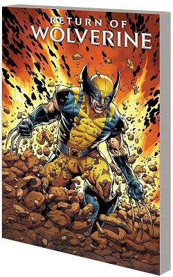Return of Wolverine TP