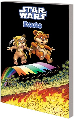 Star Wars: Ewoks: Flight to Danger TP