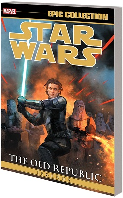 Star Wars Legends Epic Collection Volume 3: The Old Republic TP