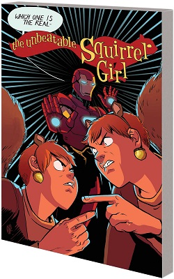 Unbeatable Squirrel Girl: Volume 10: Life too Short TP