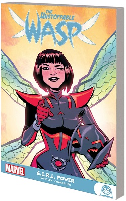 Unstoppable Wasp: Girl Power TP