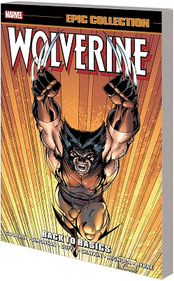 Wolverine Epic Collection: Back to Basics TP