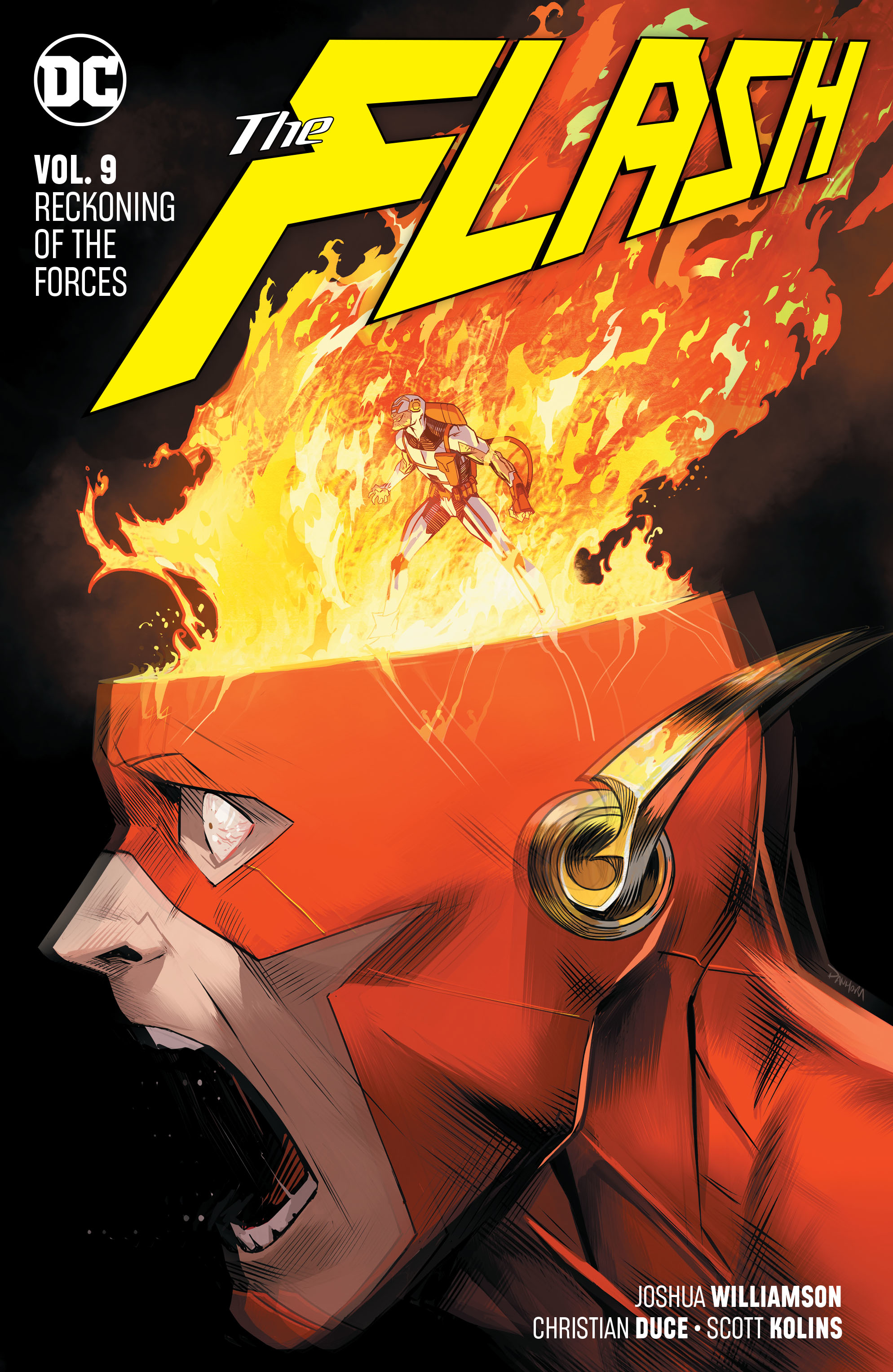 The Flash: Volume 9: Reckoning of the Forces TP