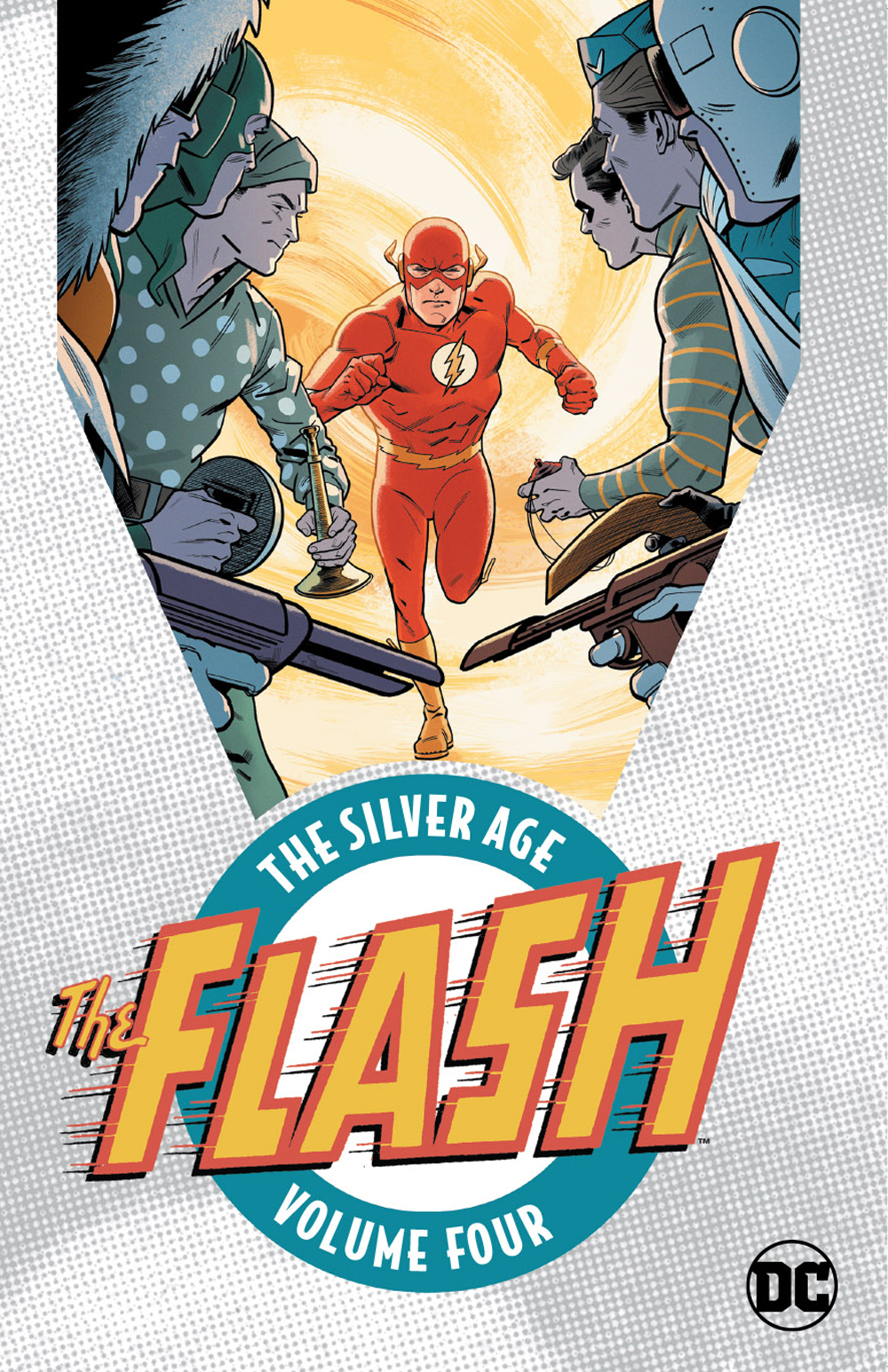 The Flash: The Silver Age: Volume 4 TP