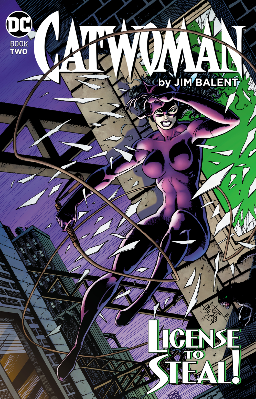 Catwoman by Jim Balent: Volume 2 TP