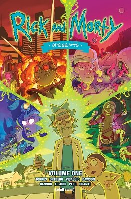 Rick and Morty Presents: Volume 1 TP