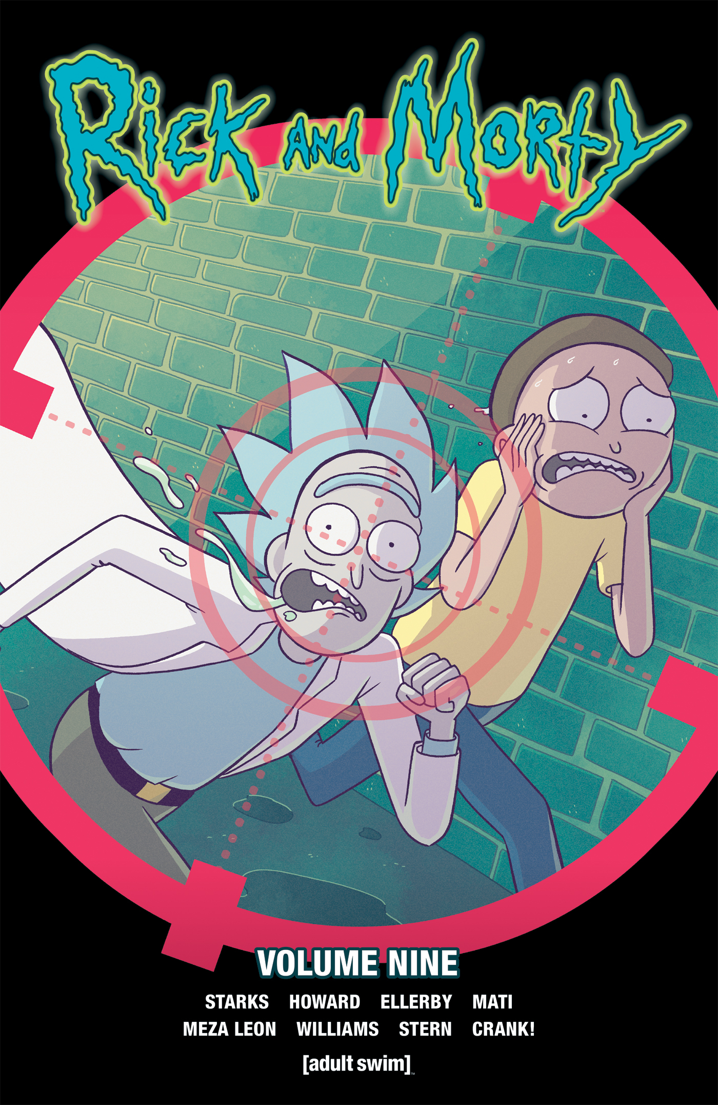 Rick and Morty: Volume 9 TP (MR)