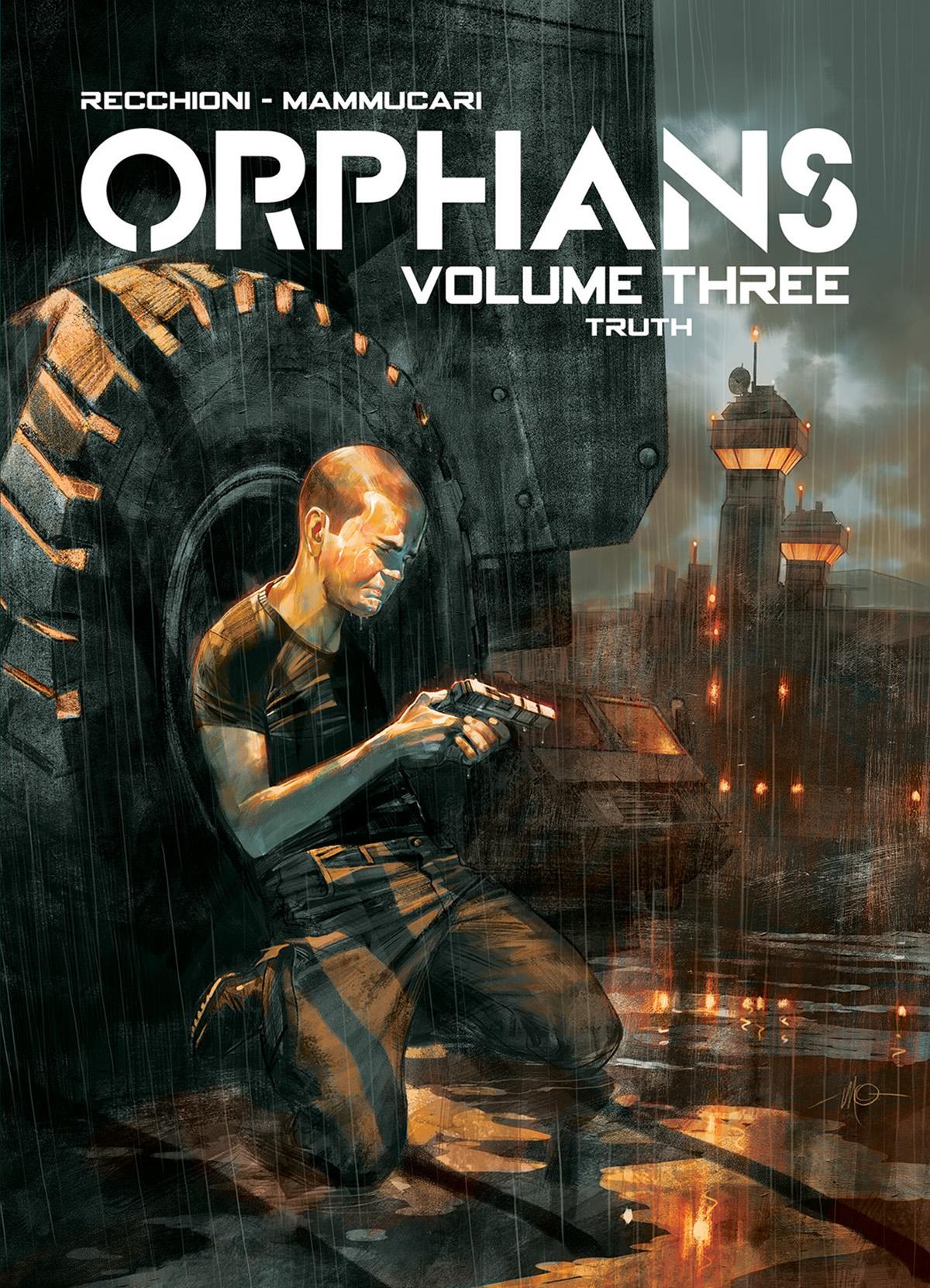 Orphans Volume 3 TP