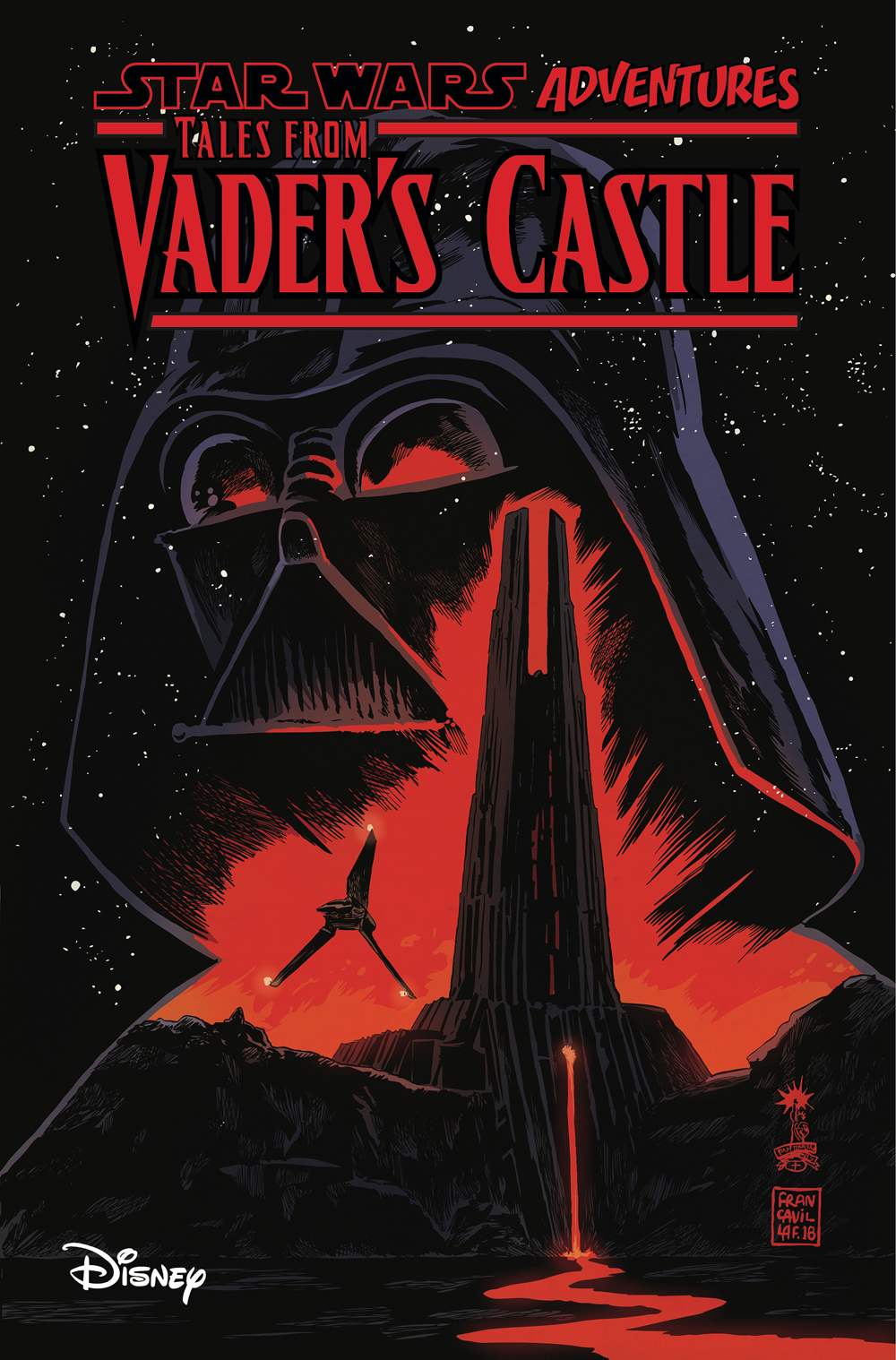 Star Wars Adventures: Tales From Vaders Castle TP