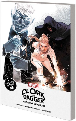 Cloak and Dagger: Negative Exposure TP