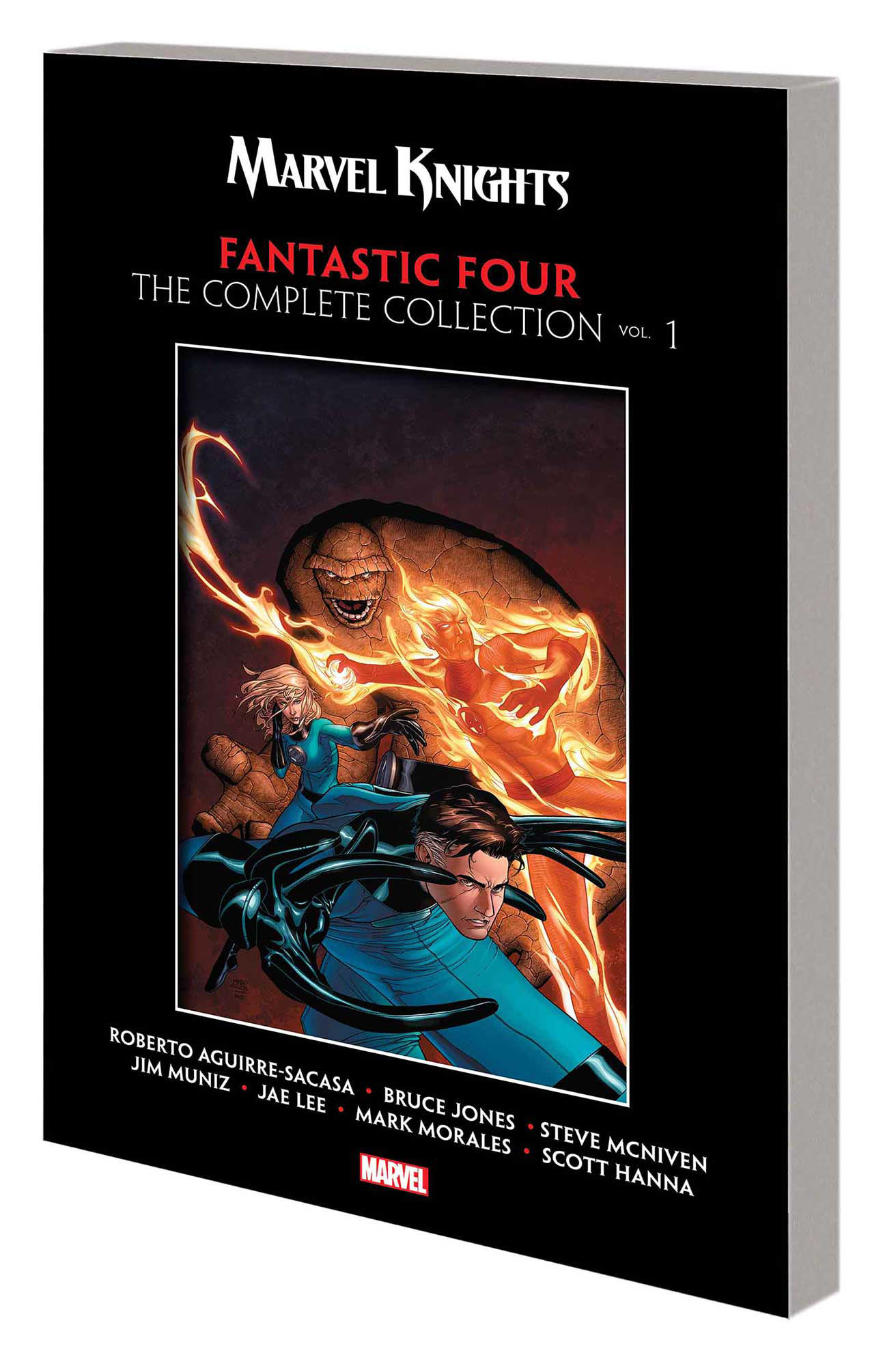 Marvel Knights: Fantastic Four Complete Collection Vol 1 TP