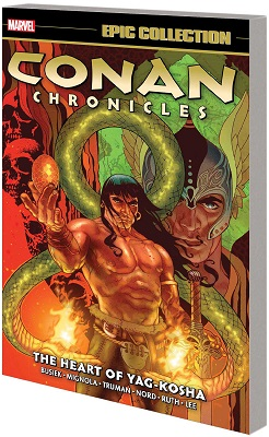 Conan Chronicles Epic Collection: Heart of Yag-Kosha TP