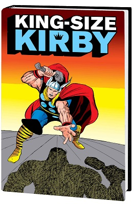 King Size Kirby: Kirby is Mighty HC