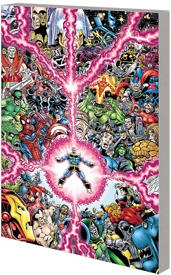 Marvel Universe: The End TP
