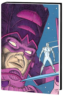 Silver Surfer 30th Anniversary Edition: Parable HC
