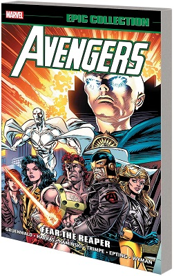 Avengers Epic Collection: Fear the Reaper TP