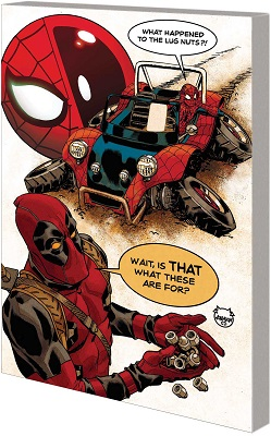 Spider-Man Deadpool Volume 8: Road TripTP