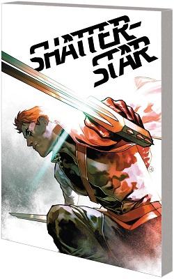 Shatterstar: Reality Star TP