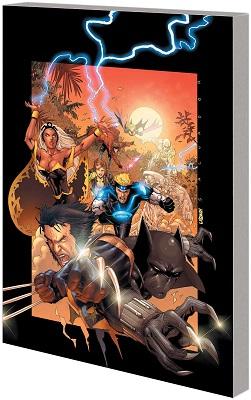 X-Men Volume 1: Dangerous Liasons TP