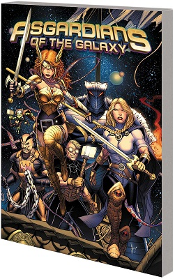 Asgardians of the Galaxy Volume 1: Infinity Armada TP