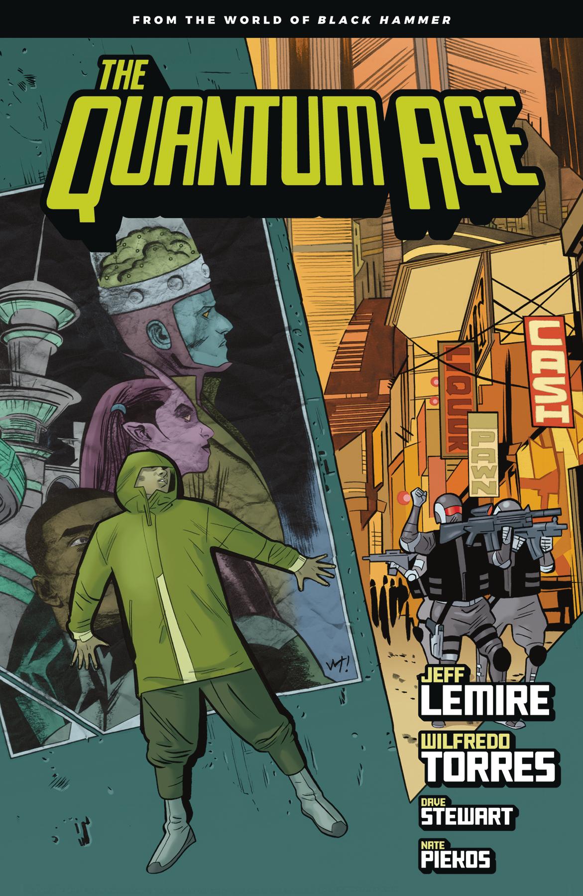 Quantum Age Volume 1 TP