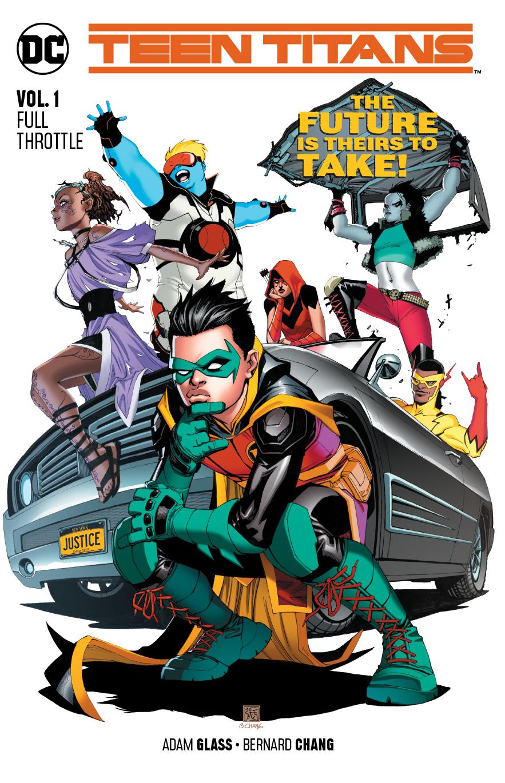 Teen Titans Volume 1: Full Throttle TP