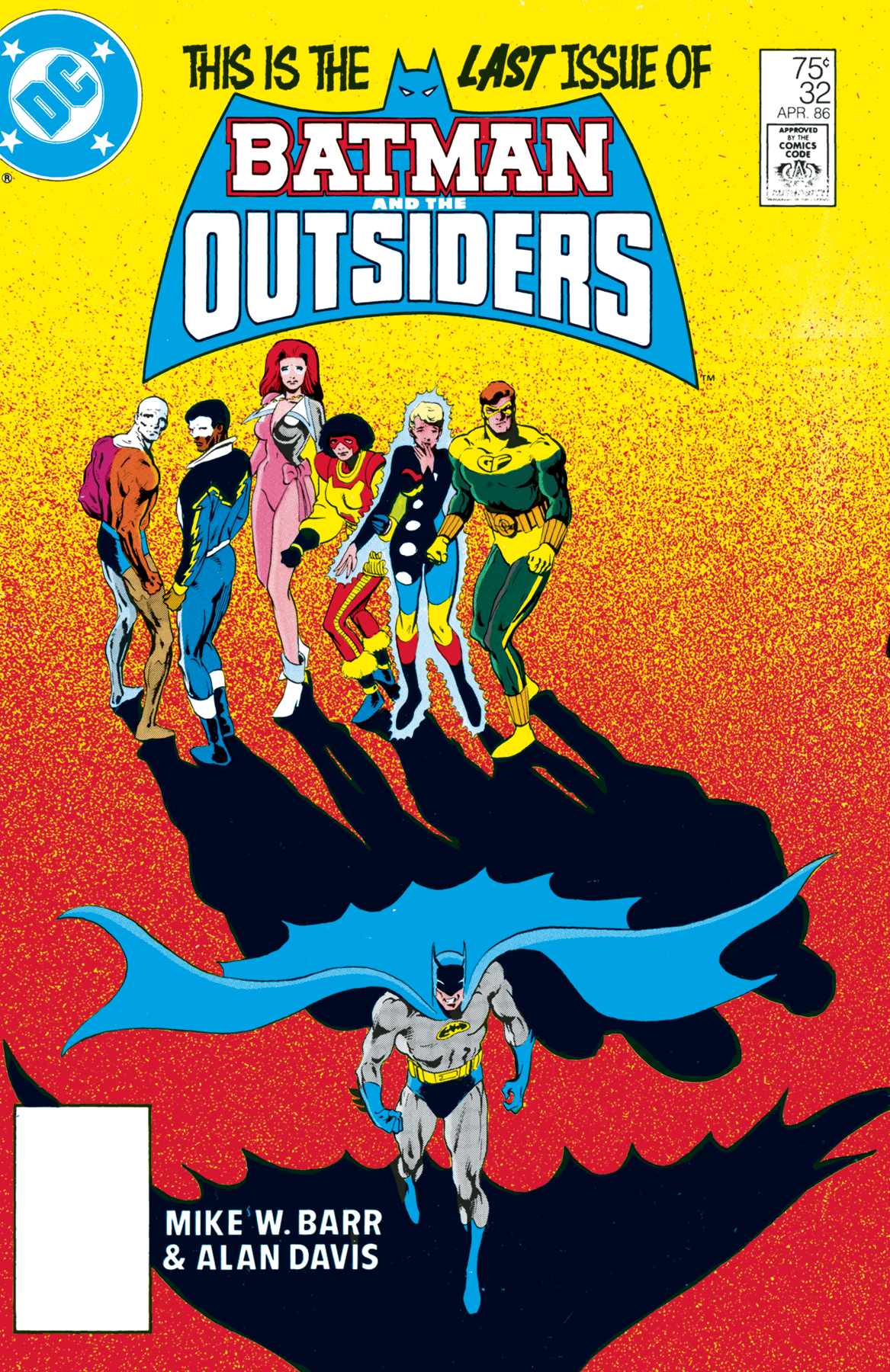 Batman and the Outsiders: Volume 3 HC