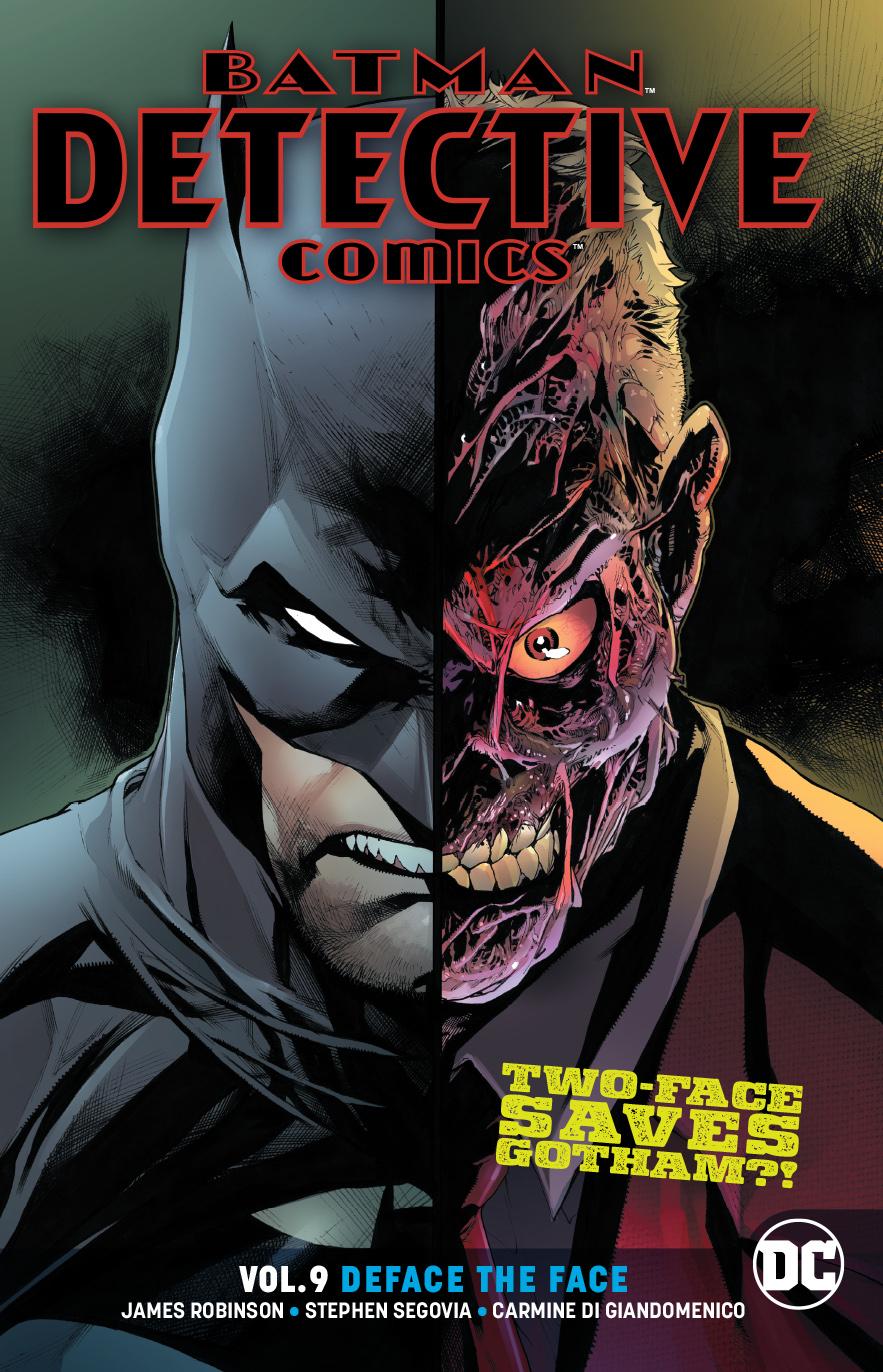 Detective Comics Volume 9: Deface the Face TP