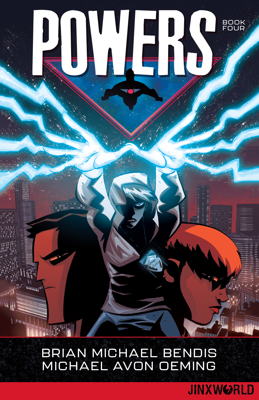 Powers Book 4: New Edition TP (MR)