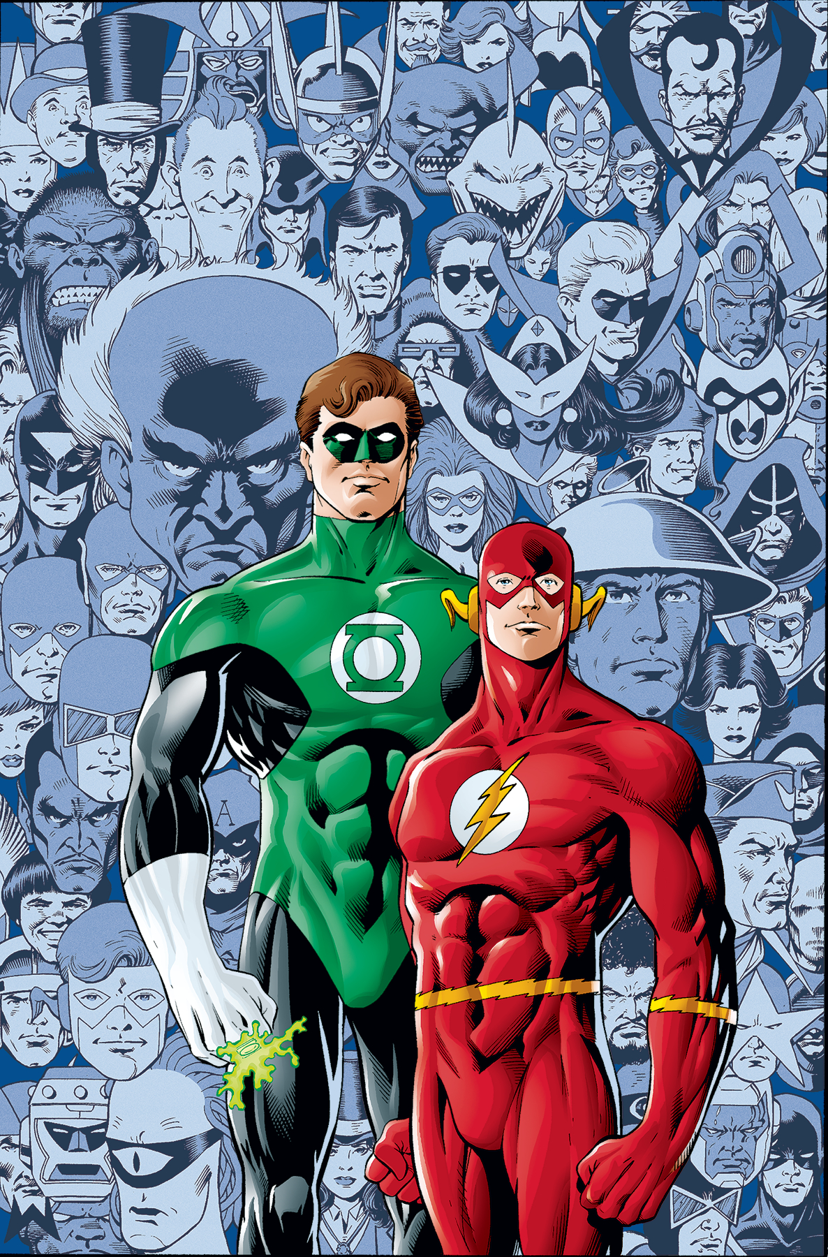 Flash and Green Lantern: The Brave and The Bold: Deluxe Edition HC