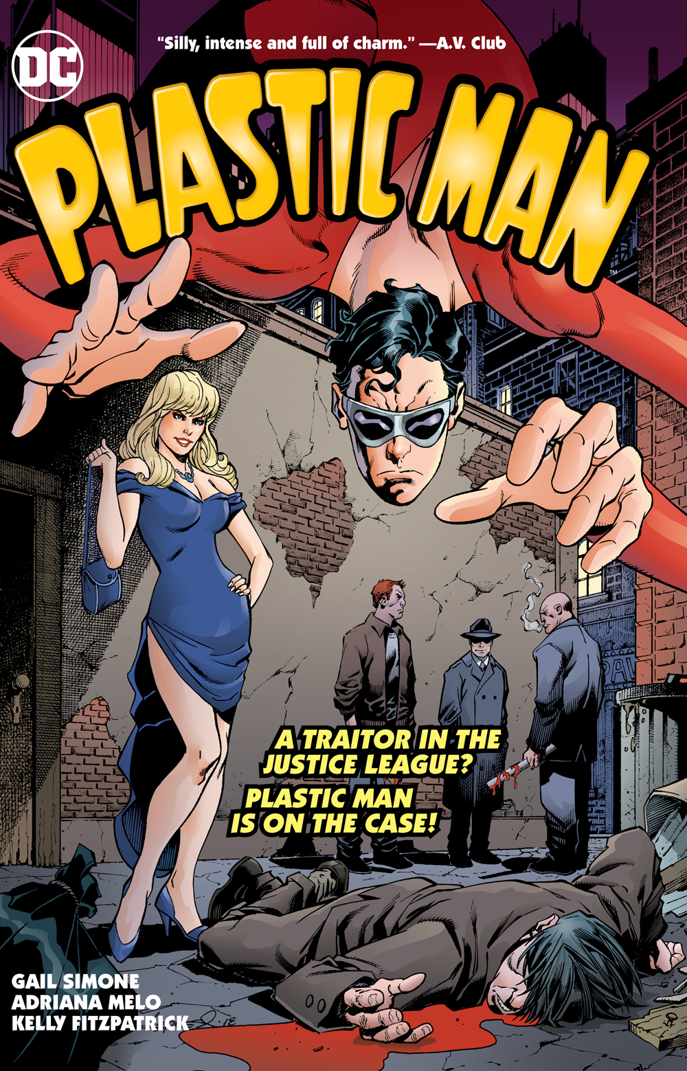 Plastic Man (2019) TP