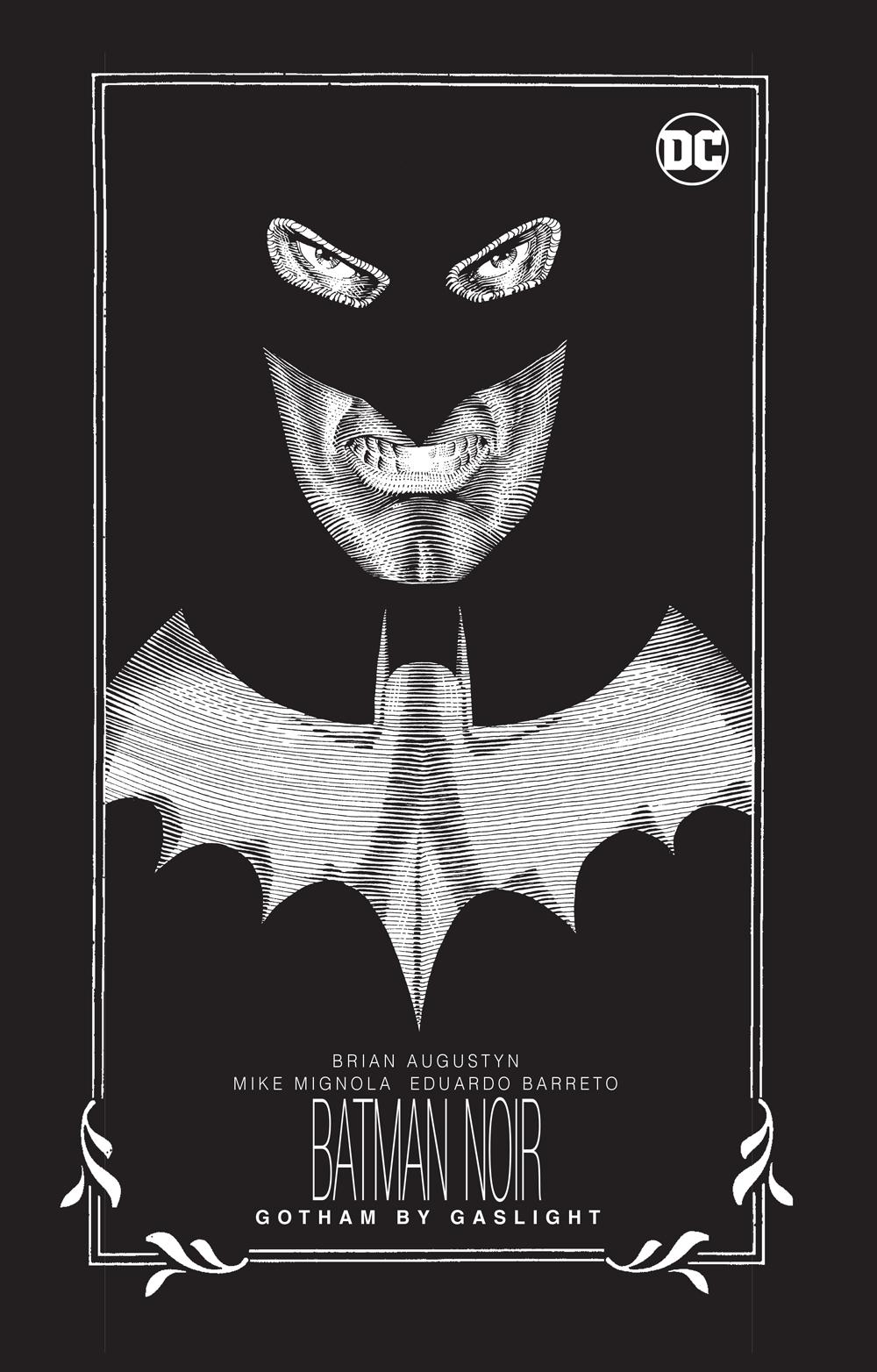 Batman Noir: Gotham by Gaslight HC