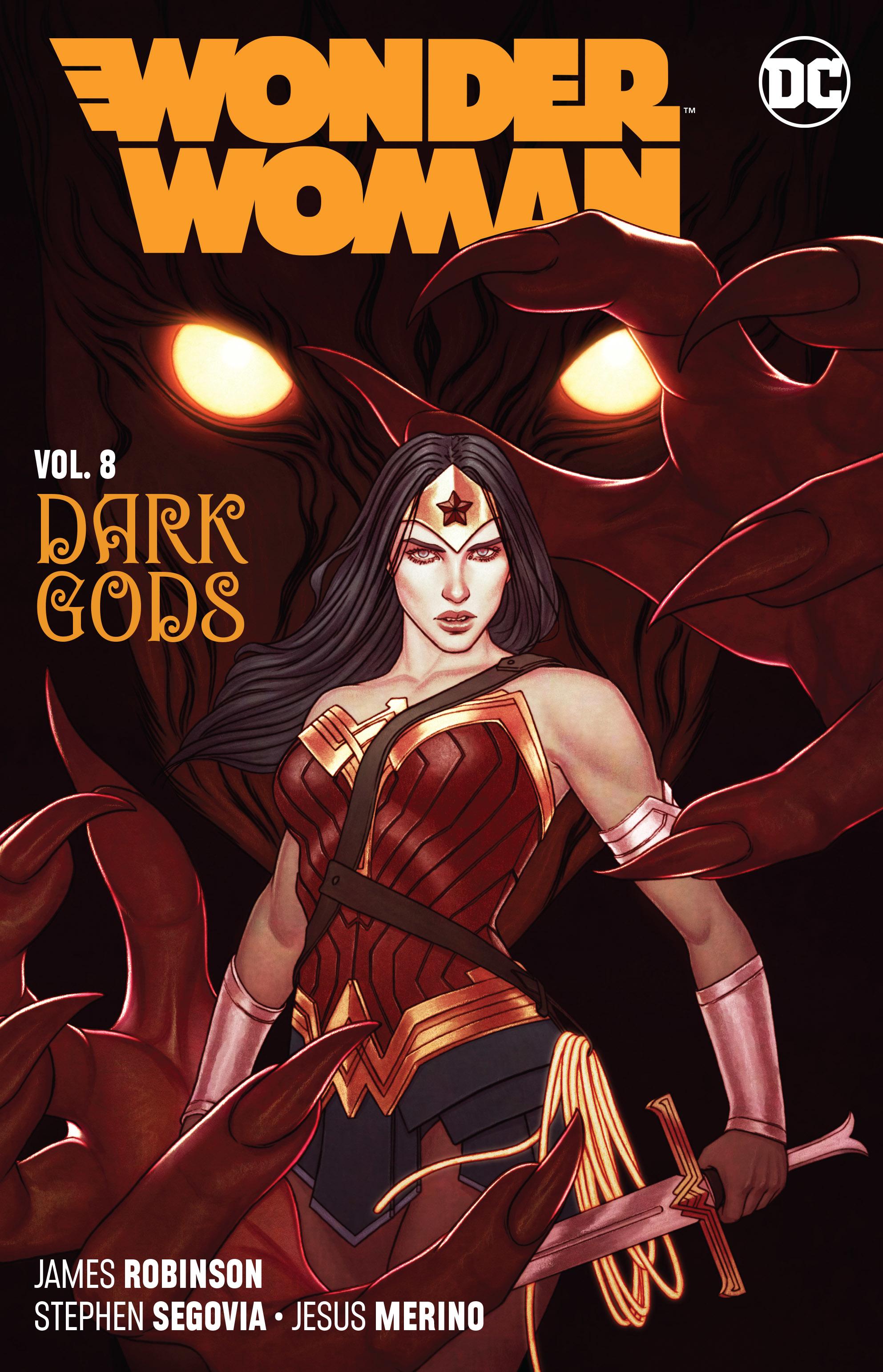 Wonder Woman: Volume 8: Dark Gods TP