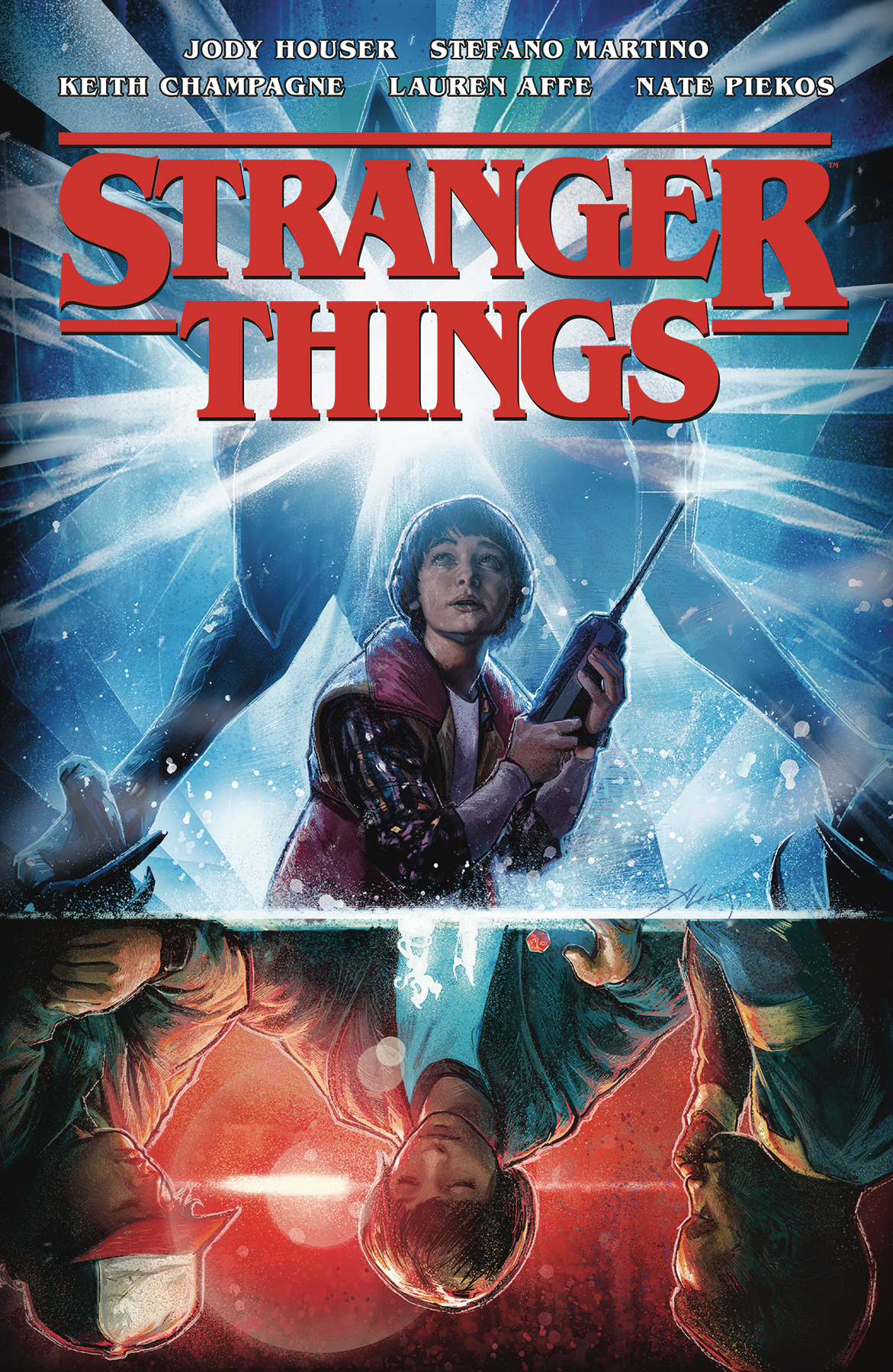 Stranger Things Volume 1: The Other Side TP