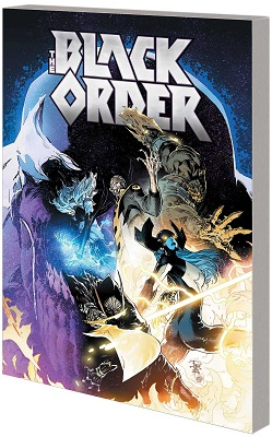 Black Order: Warmasters of Thanos TP