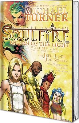 Soulfire Volume 1: Return of the Light TP